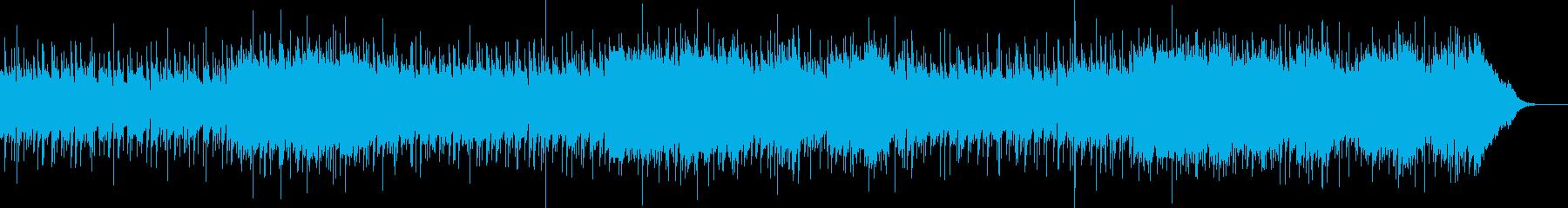 ポップ 説明的 静か 希望的 バッ...の再生済みの波形