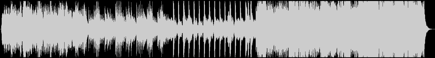 カルテットとピアノの優雅なクラシック曲の未再生の波形