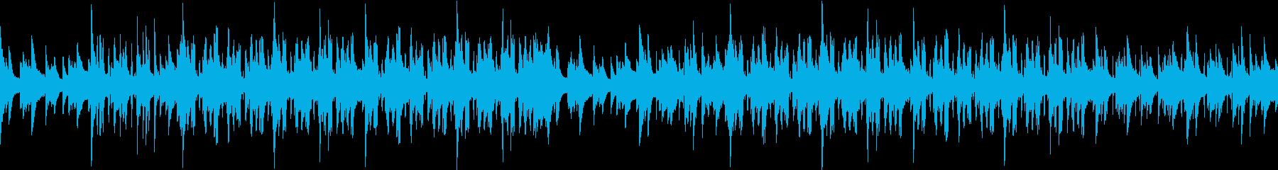 エンディング・感動的・壮大・ピアノの再生済みの波形