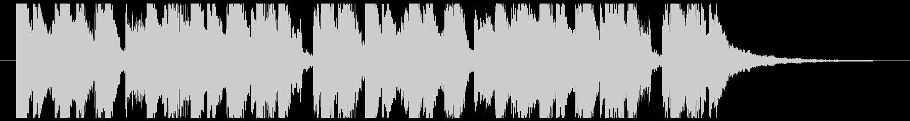 ピアノCM15秒 大人のムード演出にの未再生の波形