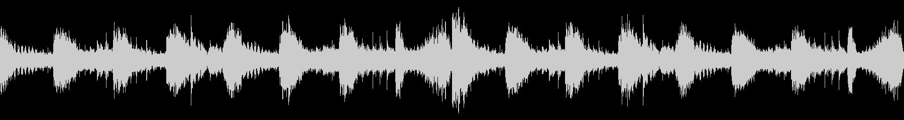 アンビエント、シネマティック系ループの未再生の波形