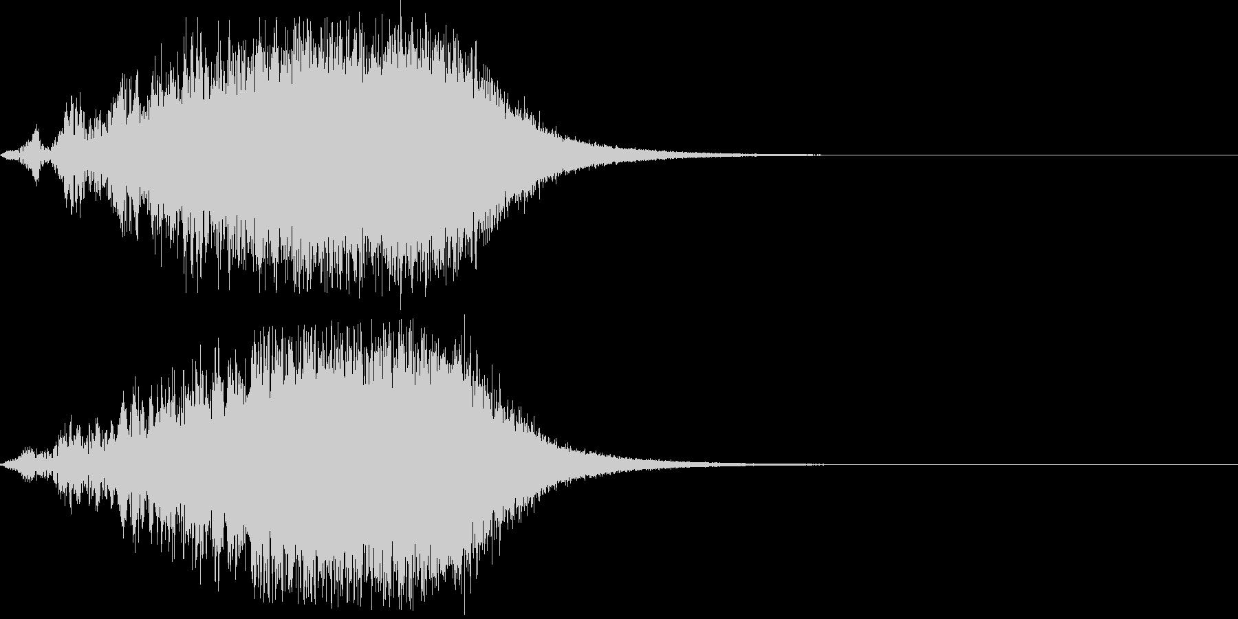 Dark_SweepUp-02_Revの未再生の波形