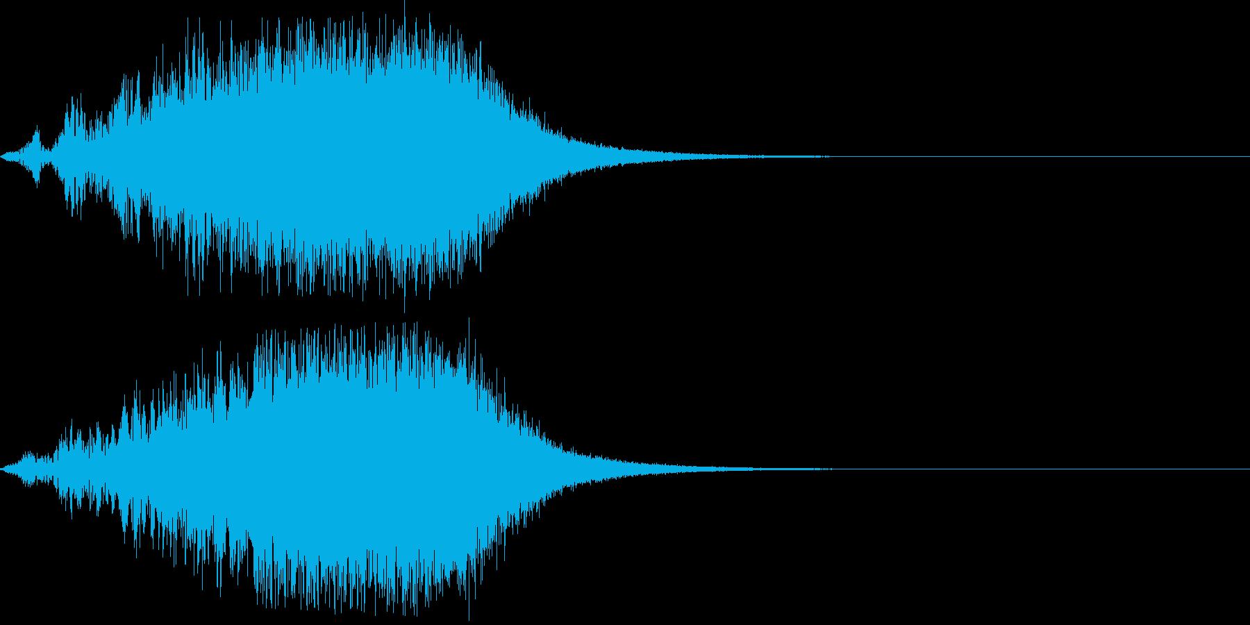Dark_SweepUp-02_Revの再生済みの波形