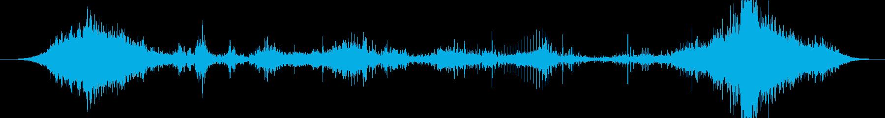 トランジション プロモーションパッド29の再生済みの波形