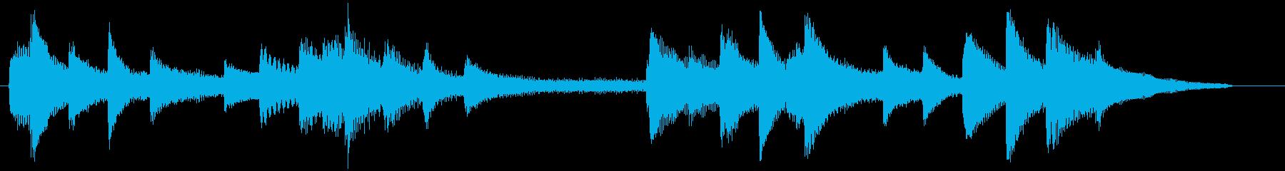 Shinning Moment 1の再生済みの波形
