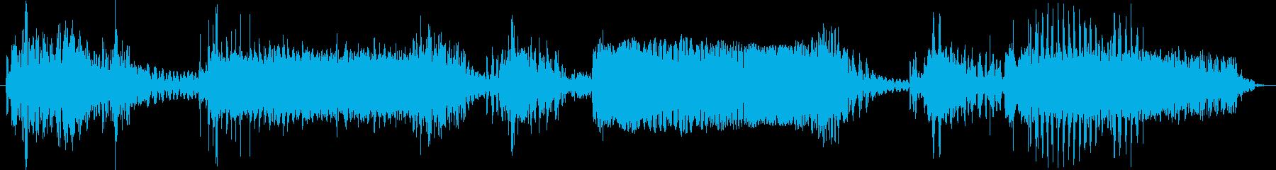 ズクジャラズクジャラ (戦闘開始音)の再生済みの波形