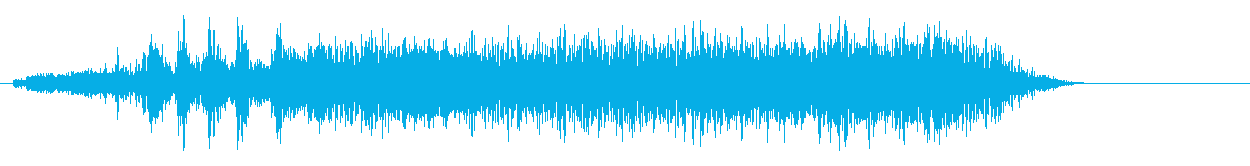 カートインディカー;開始/改訂開始...の再生済みの波形
