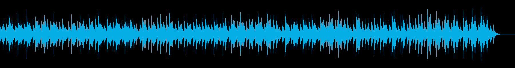 和風/情緒的なチェレスタ/企業PV/CMの再生済みの波形