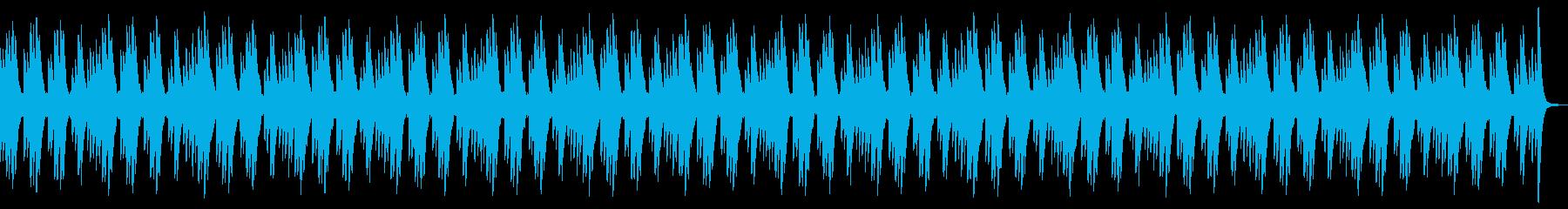 ヒーリング・リラックス・癒しの再生済みの波形