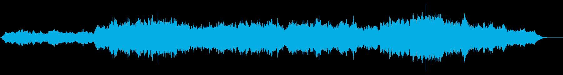 日本国国歌 (吹奏用)の再生済みの波形