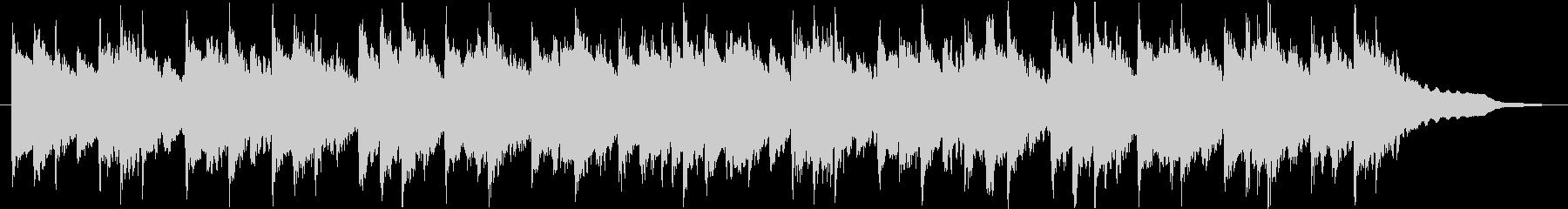 温かい雰囲気のBGM(30ver)の未再生の波形