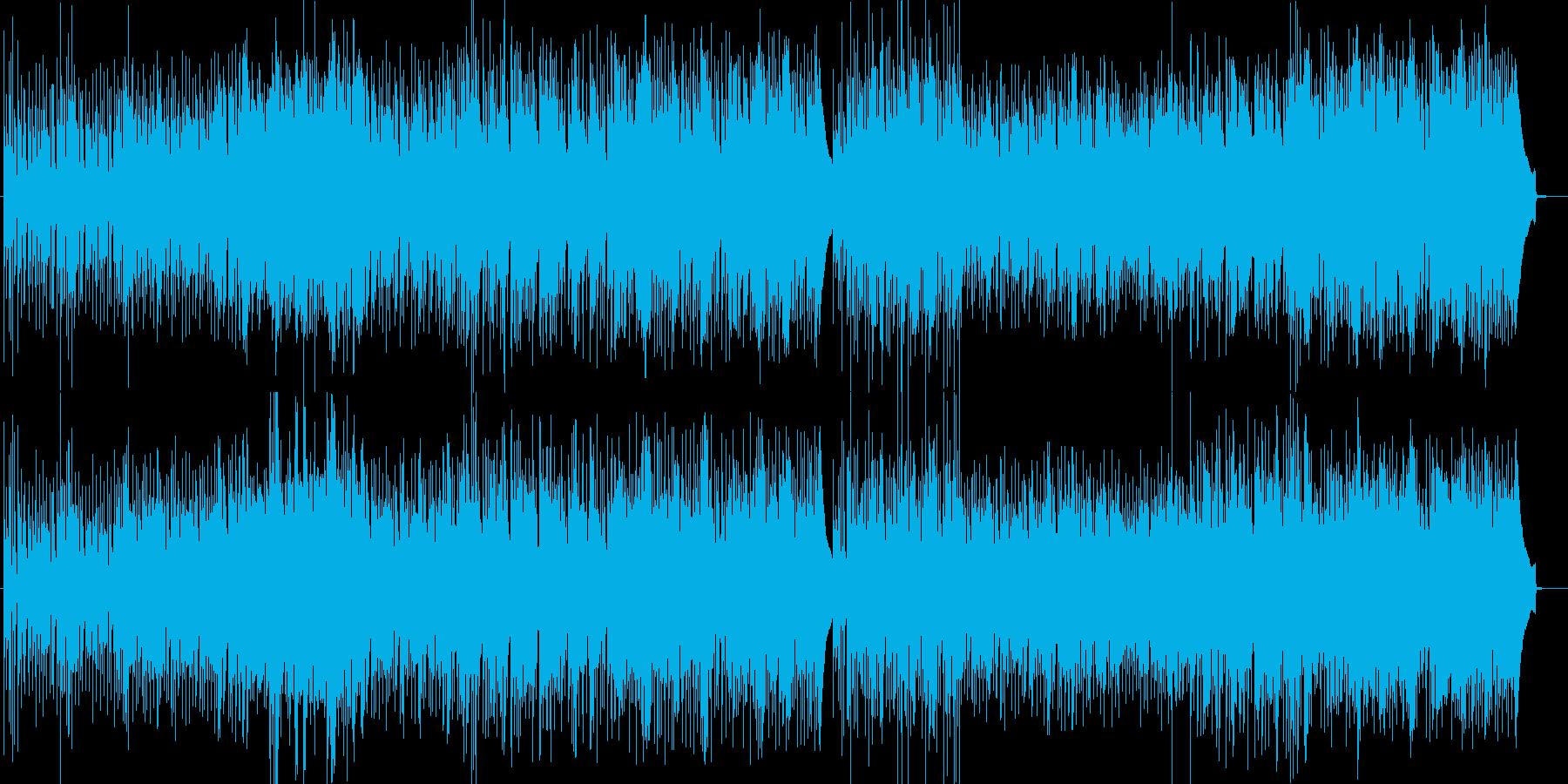 カジノを意識してつくったジャズ曲です。…の再生済みの波形