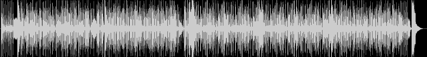 少しマヌケなコミカル曲です。の未再生の波形
