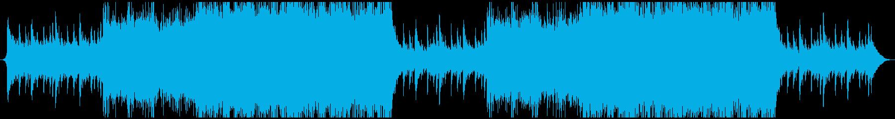 電気音響シンフォニー 企業イメージ...の再生済みの波形