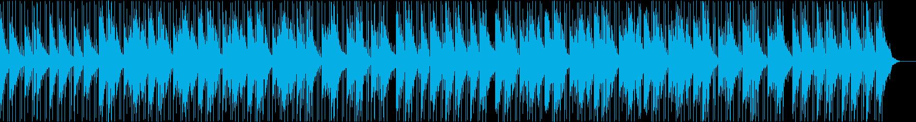 Lo-Fi エレピ おしゃれの再生済みの波形