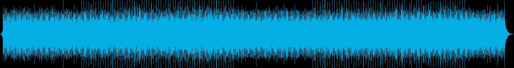 シンプル・ギター・爽やか・ニュース・朝の再生済みの波形