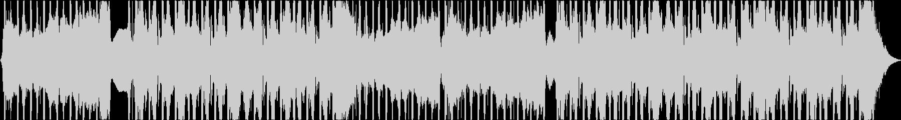 スタイリッシュなメロディックロックの未再生の波形