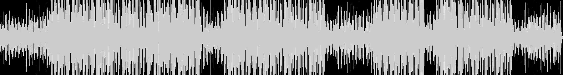 ピアノTRAPの未再生の波形