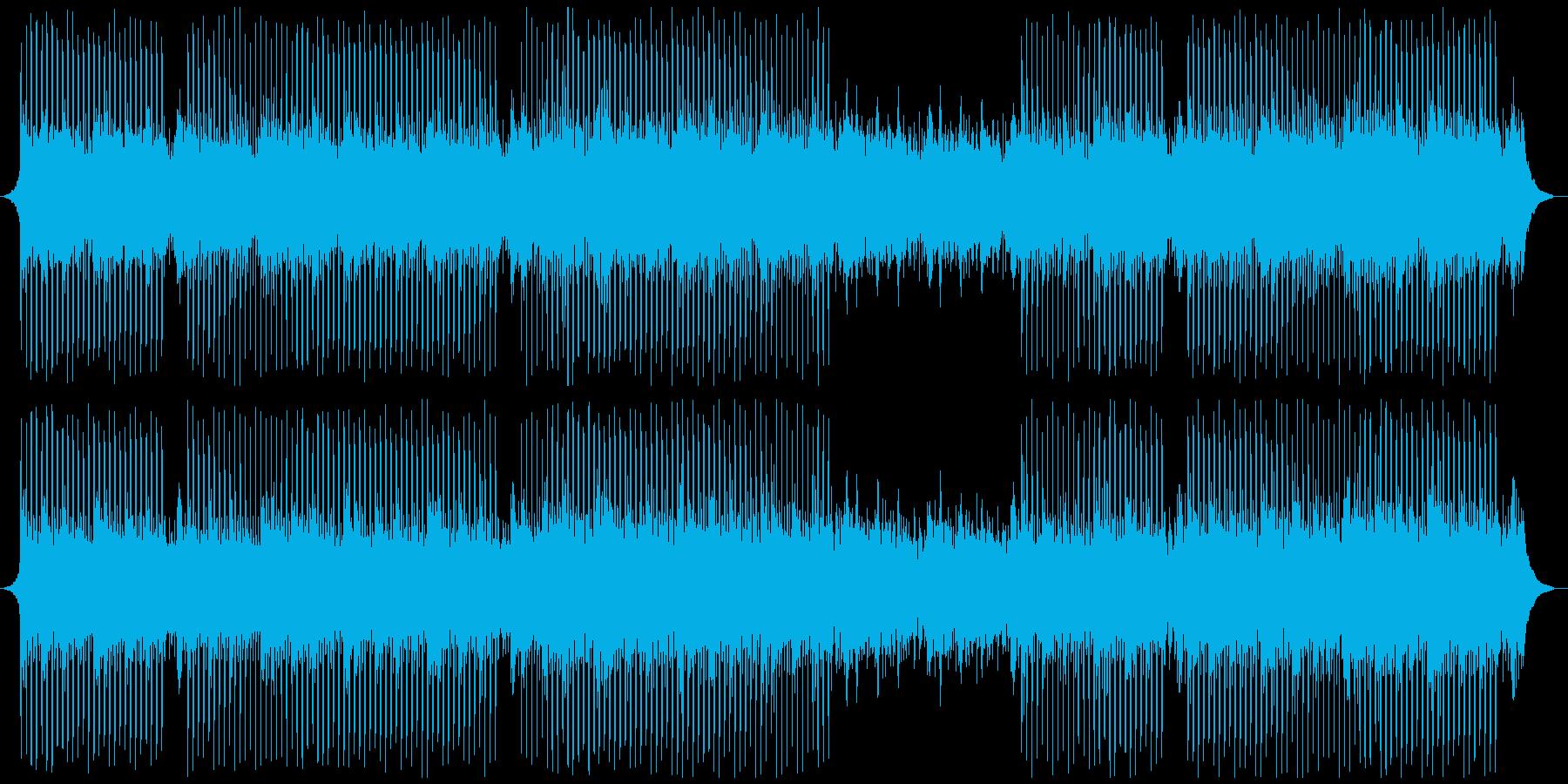 企業のオフィスの再生済みの波形