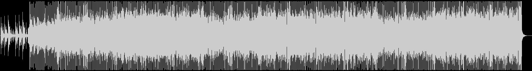 切ない・クールなギター&ピアノ曲の未再生の波形