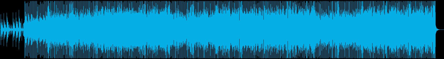 切ない・クールなギター&ピアノ曲の再生済みの波形