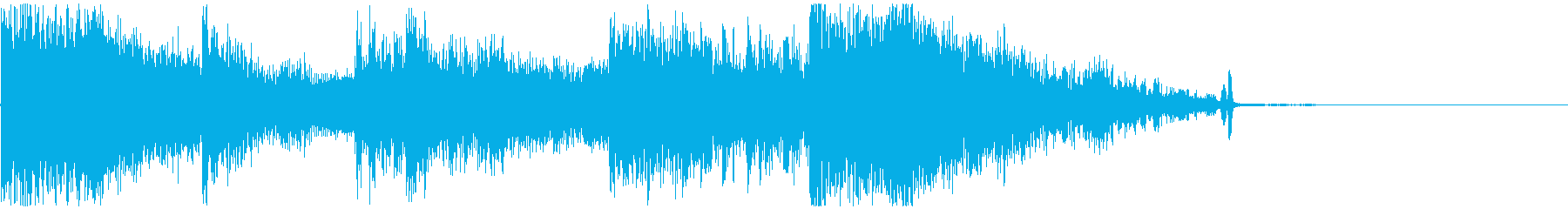 Urban legend mystery, mystery, tension:E's reproduced waveform
