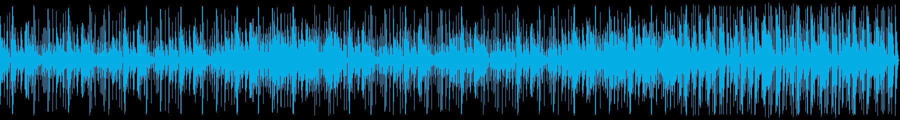 KANTスリリングリズム130_2の再生済みの波形