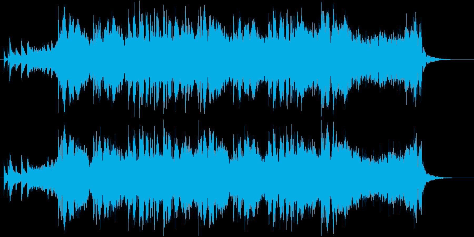 誕生日の歌(ダンスver)【トモコ】の再生済みの波形