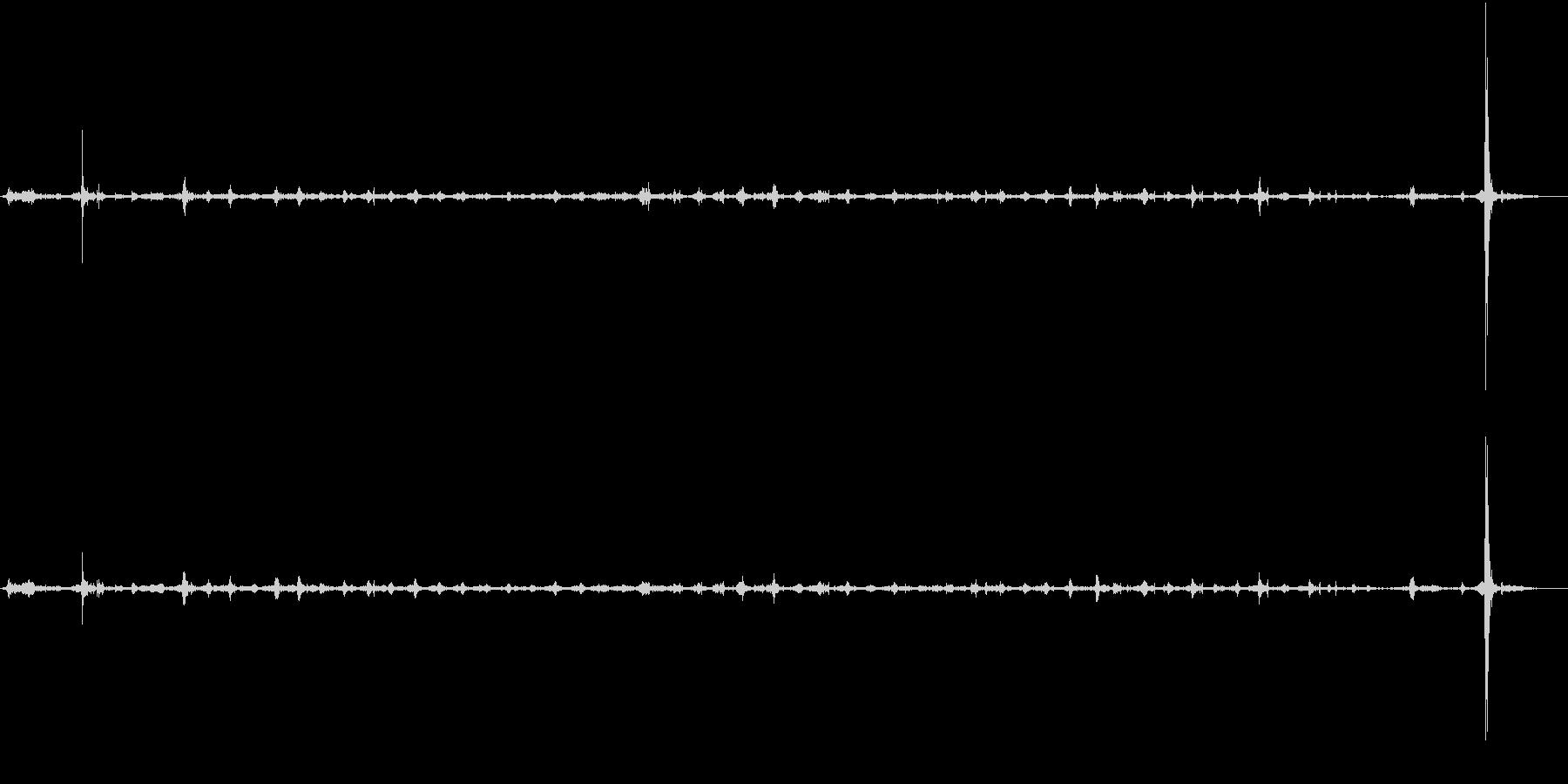 ホッケー用品バッグ:ピックアップバ...の未再生の波形