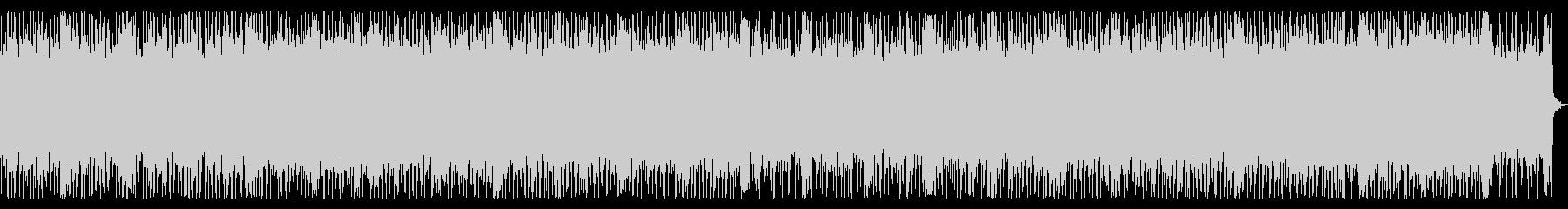 80s シンセポップ・レトロ・スケール感の未再生の波形