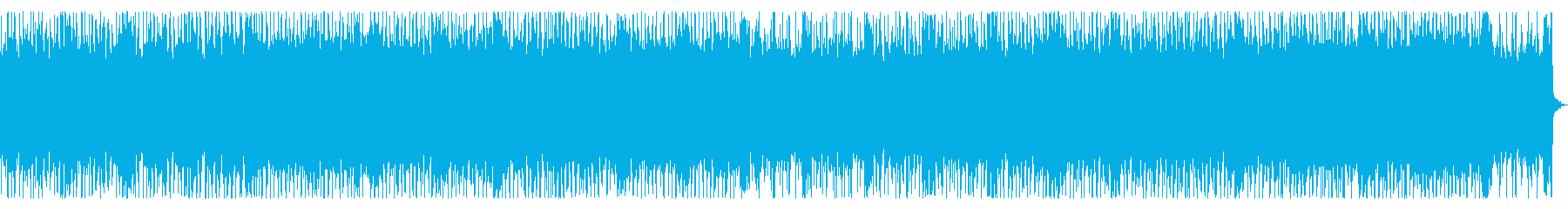 80s シンセポップ・レトロ・スケール感の再生済みの波形