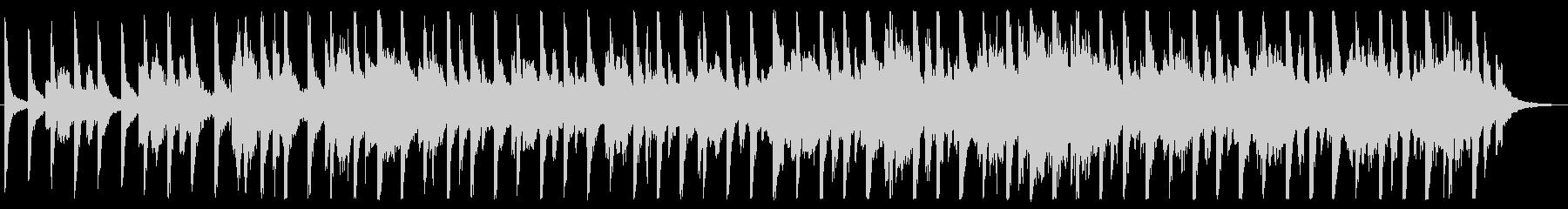 アパレルCMに合う4つ打ちシンセポップの未再生の波形