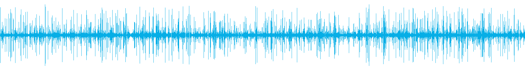 LPレコードプレーヤー:33 RP...の再生済みの波形