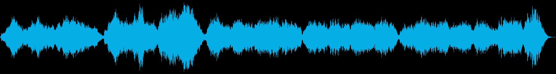 シネマティック サスペンス バック...の再生済みの波形
