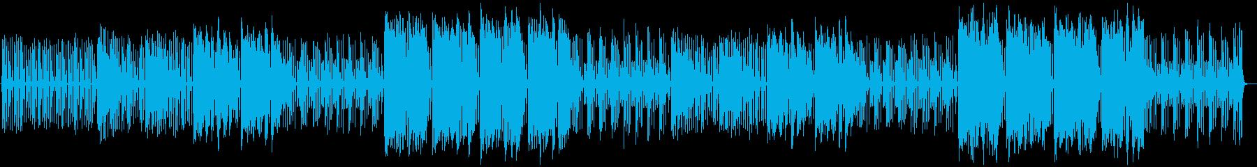 ハロウィン・不気味・怖い・ゴシックの再生済みの波形