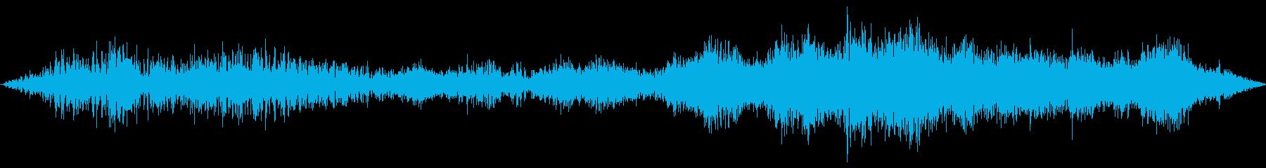 ディープスペースインターフェレンス...の再生済みの波形