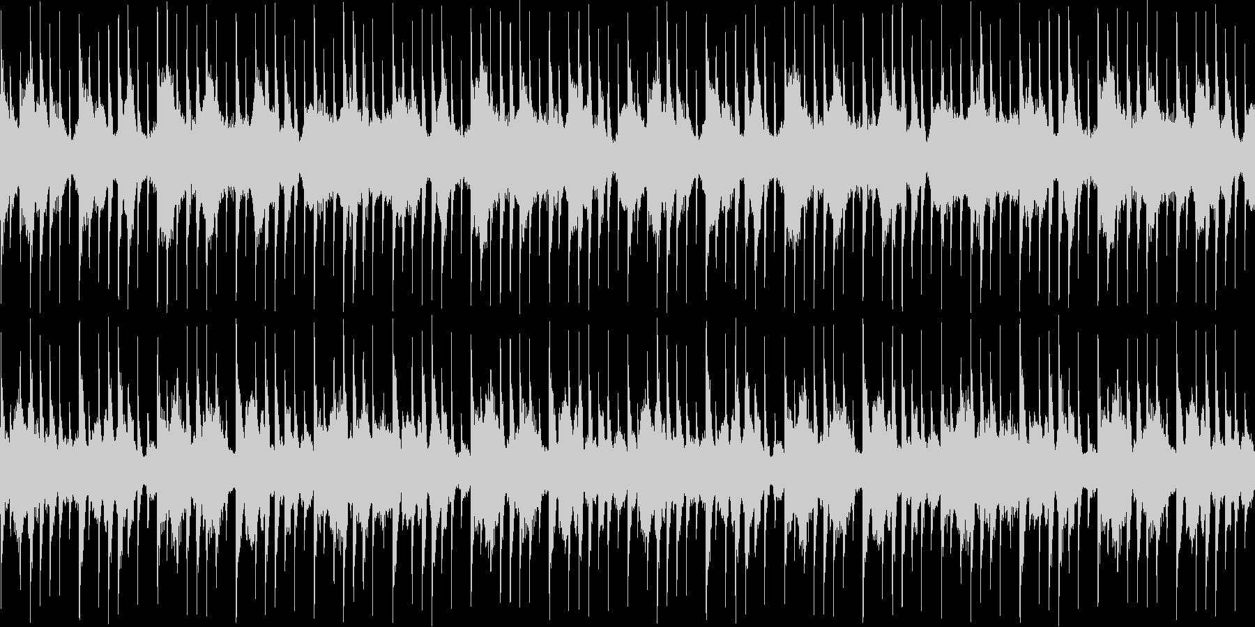 【ムードたっぷりなシーンに最適BGM】の未再生の波形