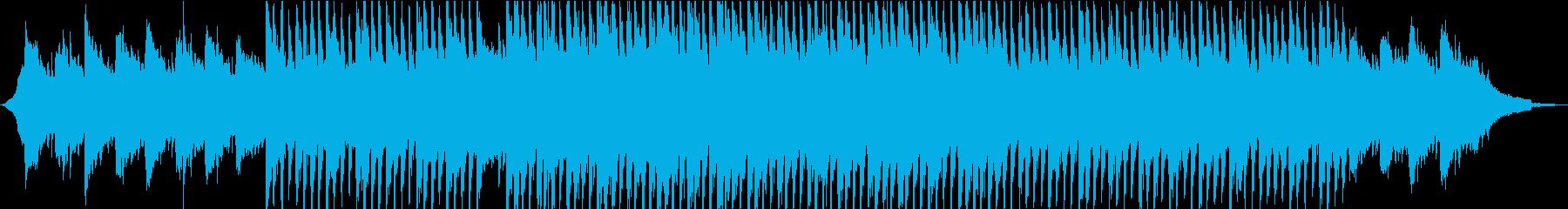 向上心・前向き【ゆったりコーポレート】③の再生済みの波形