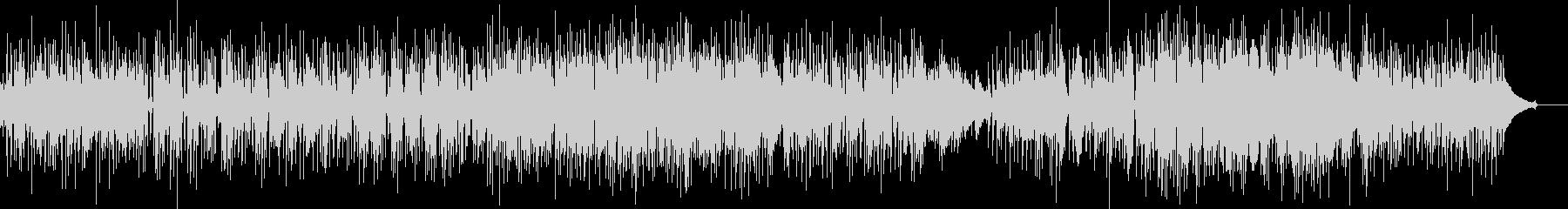 アコギ バンド切ない系の曲の未再生の波形