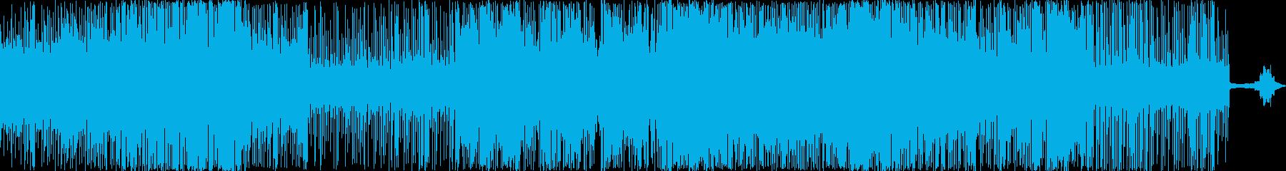 動画 技術的な 感情的 静か 繰り...の再生済みの波形