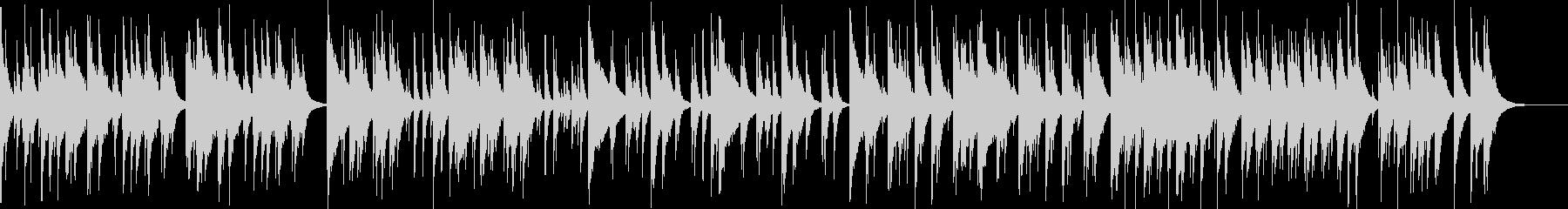 日本伝統音楽6(和太鼓)の未再生の波形