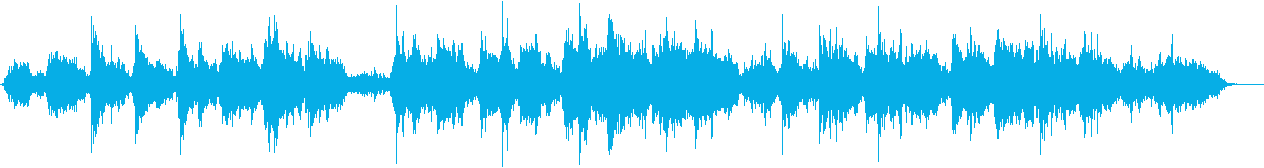 A very mysterious melody's reproduced waveform