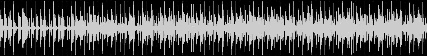 【ループ用】トランス風シンセサウンドの未再生の波形