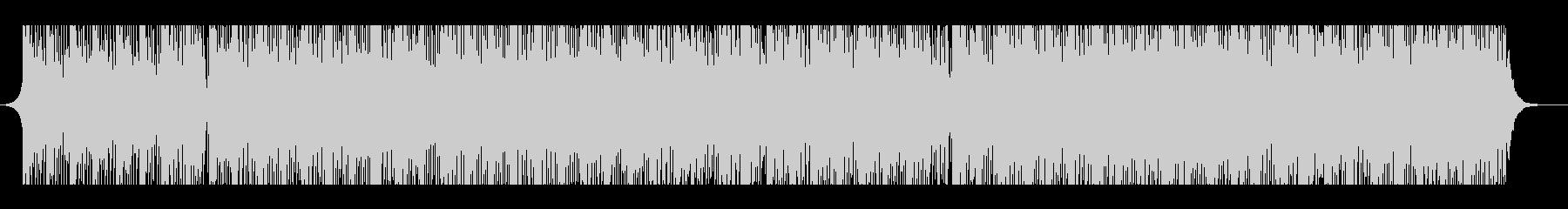 インスピレーション技術の未再生の波形
