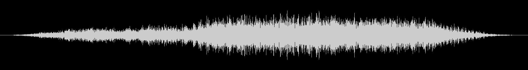 フェイズドガーブルフーシ4の未再生の波形