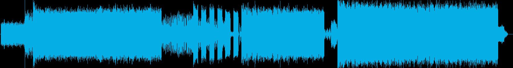 退廃的 Heavyの再生済みの波形