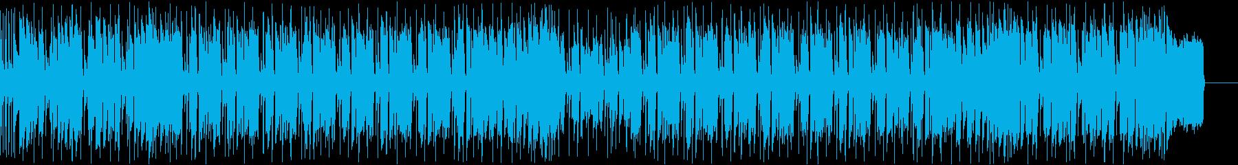 ダンディ・緊迫・パニック・男らしいの再生済みの波形