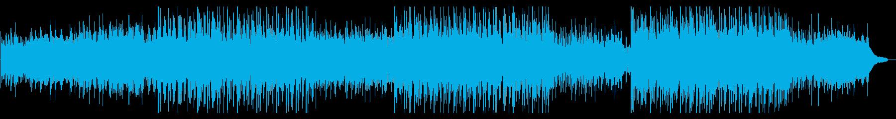 企業VP・CM 切ない・前向きなピアノの再生済みの波形