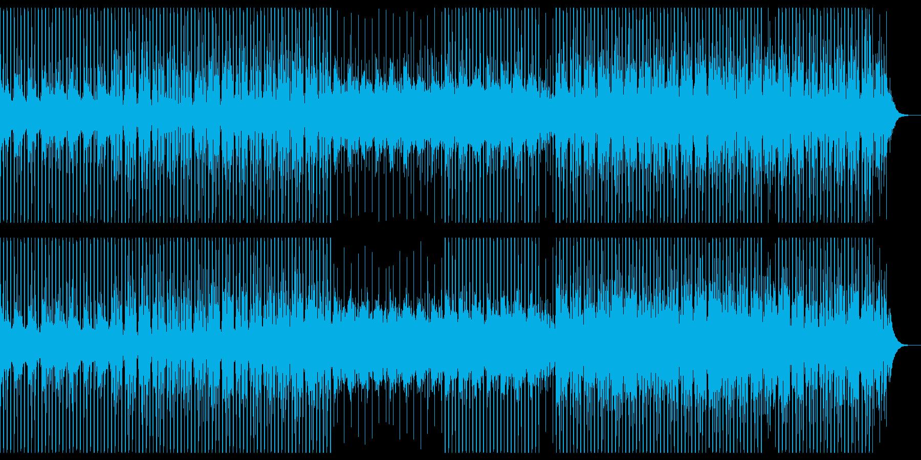 情報技術の再生済みの波形