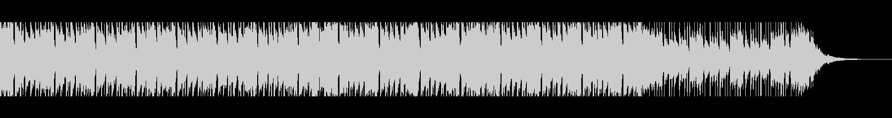 オリエンタル(60秒)の未再生の波形